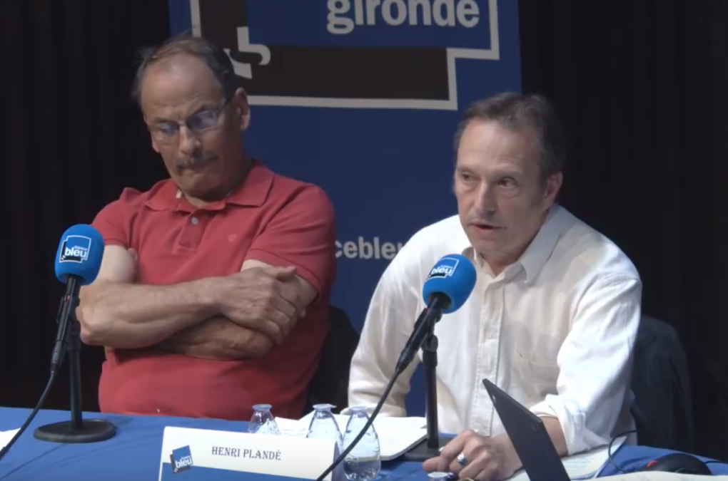 PESTICIDES DANS LE VIGNOBLE BORDELAIS : LE GRAND DÉBAT FRANCE BLEU GIRONDE